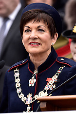 Wellington-Swearing in of Governor General Dame Patsy Reddy