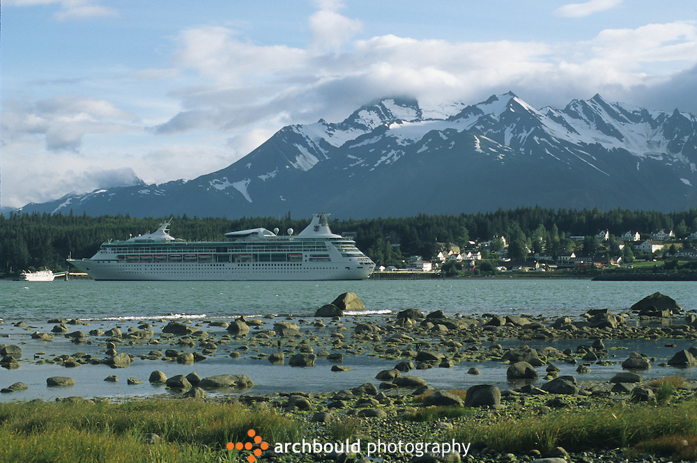 Cruise ship Haines, Alaska