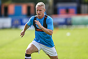 Forest Green Rovers Marcus Kelly (10) during the Vanarama National League match between Braintree Town and Forest Green Rovers at the Amlin Stadium, Braintree, United Kingdom on 24 September 2016. Photo by Shane Healey.