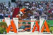 Jeroen Dubbeldam - Zenith SFN<br /> Alltech FEI World Equestrian Games™ 2014 - Normandy, France.<br /> © DigiShots