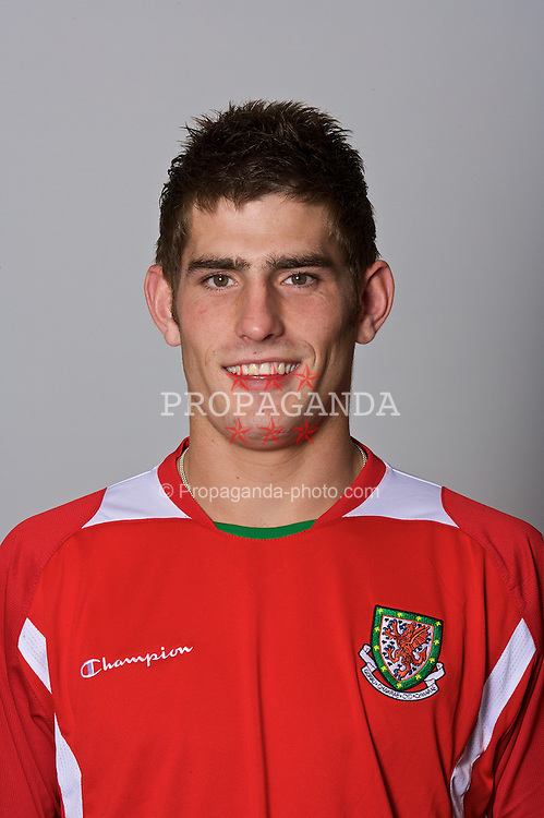 Wales' Ched Evans. (Photo by David Rawcliffe/Propaganda)