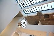 Mannheim. 08.11.17 | Zum Neubau Kunsthalle<br /> Innenstadt. Kunsthalle. Pressegespräch zum Neubau der Neuen Kunsthalle. Die Eröffnung der Neuen Kunsthalle im Dezember nur mit Skulpturen - keine Gemälde wegen technischen Verzögerungen.<br /> <br /> <br /> <br /> <br /> BILD- ID 01570 |<br /> Bild: Markus Prosswitz 08NOV17 / masterpress (Bild ist honorarpflichtig - No Model Release!)