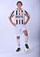 05-07-2009: Voetbal:Studioportretten Willem II<br /> Arjan Swinkels<br /> Foto: Geert van Erven