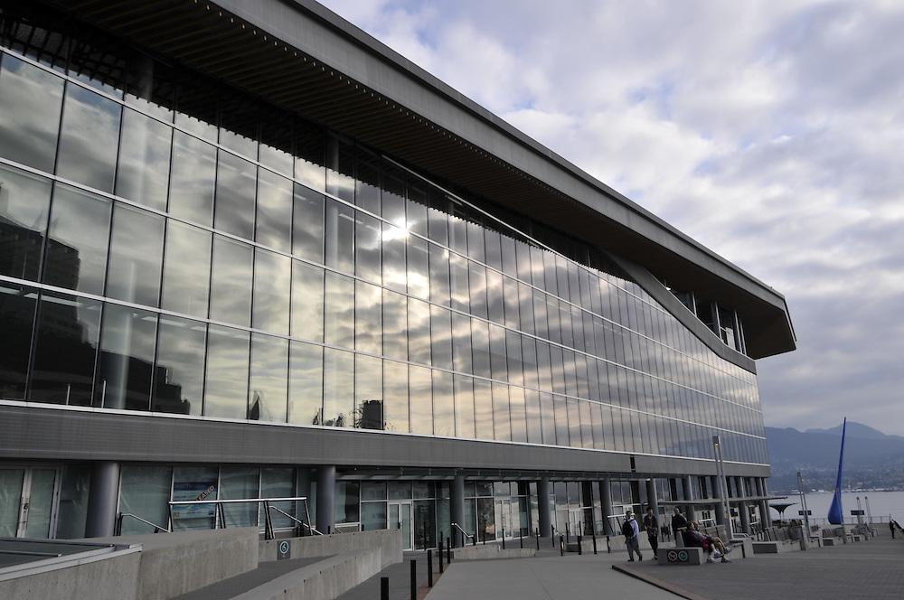 Vancouver Convention and Exhibition Centre, Vancouver, British Columbia , Canada, Vancouver, British Columbia , Canada