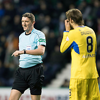 Hibs v St Johnstone…18.11.17…  Easter Road…  SPFL<br />
