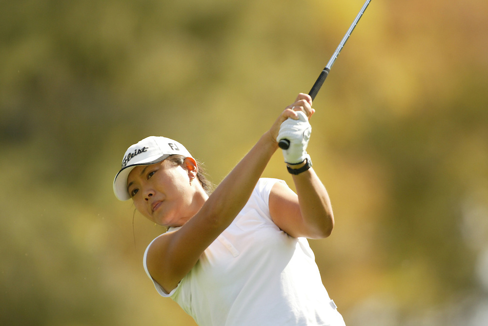 Soo Young Kim..LPGA Welch's Fry's Championship.Second Round.Dell Urich Course at Randolph Park.Tucson, AZ.Friday, March 12 2004..photograph by Darren Carroll
