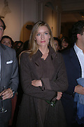 Natasha  McElhone. A photo exhibition in support of Facing the World <br />