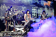 KISS performing at Nikon at Jones Beach Theater in Wantagh, NY. August 14, 2010. Copyright © 2010 Matt Eisman. All Rights Reserved.
