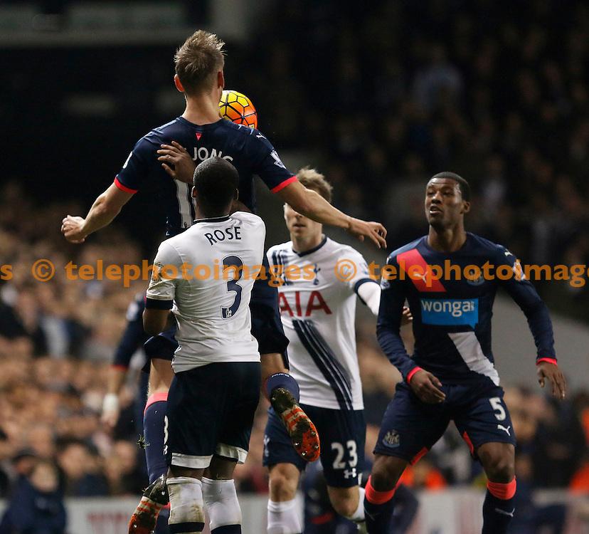 Christian Eriksen In Tottenham Hotspur V Newcastle United: Tottenham Hotspur V Newcastle United Barclays Premier