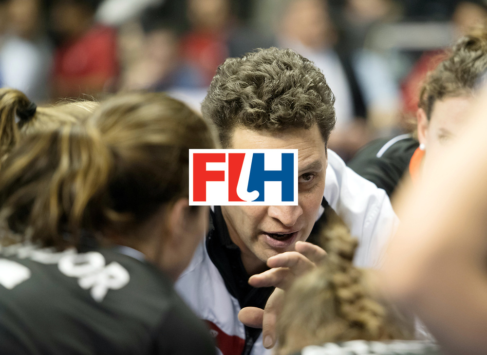 BERLIN - Indoor Hockey World Cup<br /> Final: Netherlands - Germany<br /> foto: BOUCHOUCHI Akim <br /> WORLDSPORTPICS COPYRIGHT FRANK UIJLENBROEK