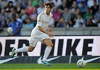 FUSSBALL   INTERNATIONAL   SAISON 2011/2012   TESTSPIEL Herha BSC Berlin - Real Madrid         27.07.2011      KAKA (Real Madrid) Einzelaktion am Ball
