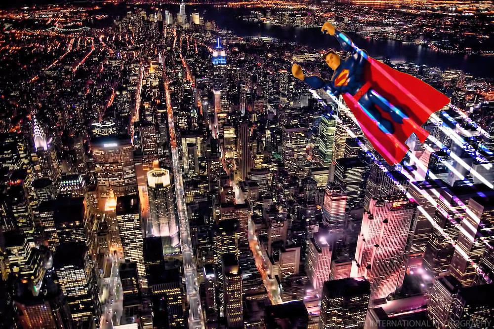 """AUGUST 31st:  """"Supermanhattan"""""""