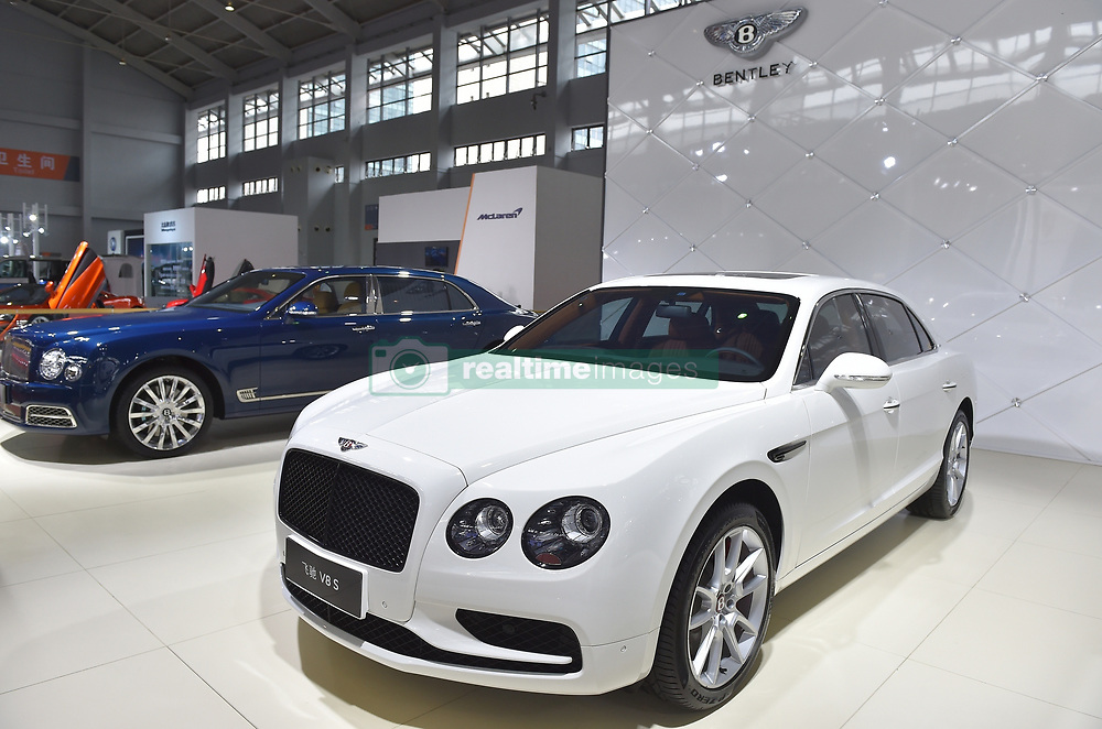 June 14, 2018 - Shenyan, Shenyan, China - Shenyang, CHINA-14th June 2018: The 17th International Auto Expo is held in Shenyang, northeast China's Liaoning Province, June 14th, 2018. (Credit Image: © SIPA Asia via ZUMA Wire)