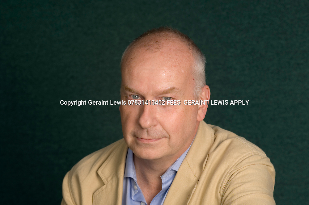 Hywel Williams,historian and author of Britain's Power Elites. CREDIT Geraint Lewis