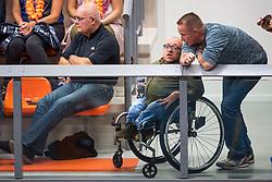 08-09-2018 NED: Netherlands - Argentina, Ede<br /> Second match of Gelderland Cup / Han Abbing, Gert Veldhuizen