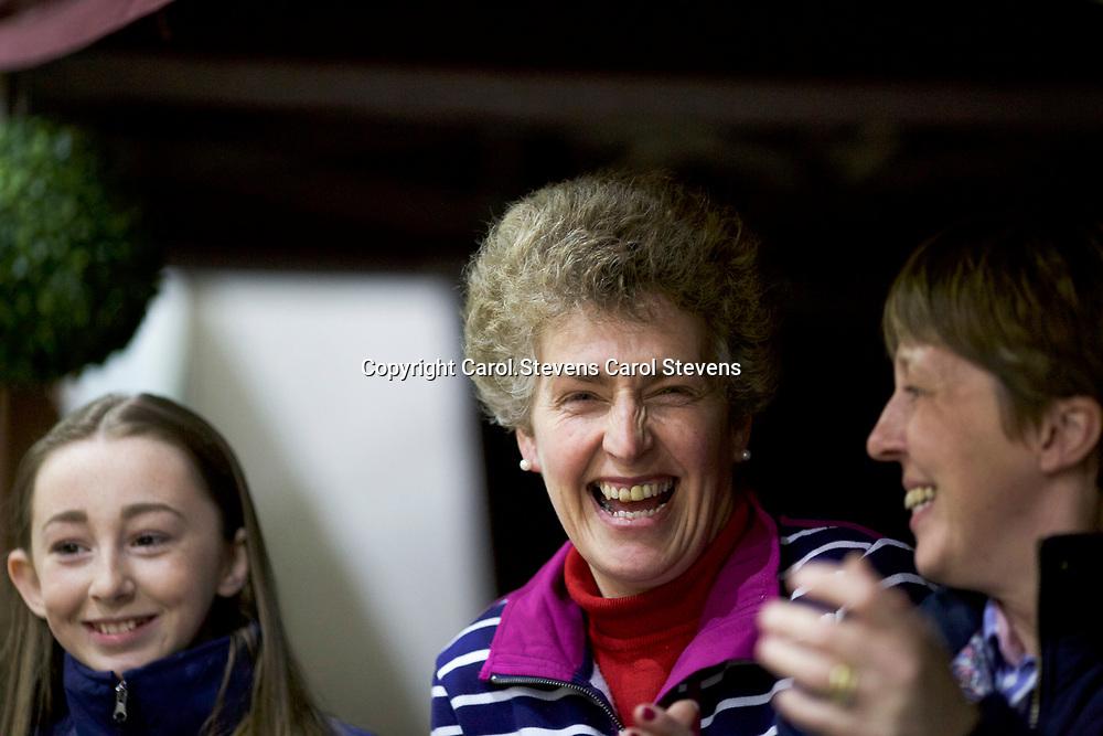 Winner's Mum!