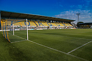 Plainmoor, Home of Torquay United during the Pre-Season Friendly match between Torquay United and Forest Green Rovers at Plainmoor, Torquay, England on 10 July 2018. Picture by Shane Healey.
