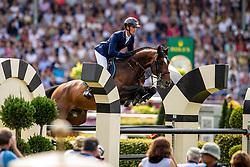 Philippaerts Olivier, BEL, H&M Extra<br /> CHIO Aachen 2019<br /> Weltfest des Pferdesports<br /> © Hippo Foto - Dirk Caremans<br /> Philippaerts Olivier, BEL, H&M Extra