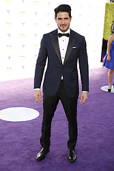 HOLLYWOOD, CA - OCTOBER 26: Pepe Gamez attends the Telemundo's Latin American Music Awards 2017 held at Dolby Theatre on October 26, 2017. Byline, credit, TV usage, web usage or linkback must read SILVEXPHOTO.COM. Failure to byline correctly will incur double the agreed fee. Tel: +1 714 504 6870.