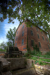 Old Grau Mill in Oak Brook, Illinois