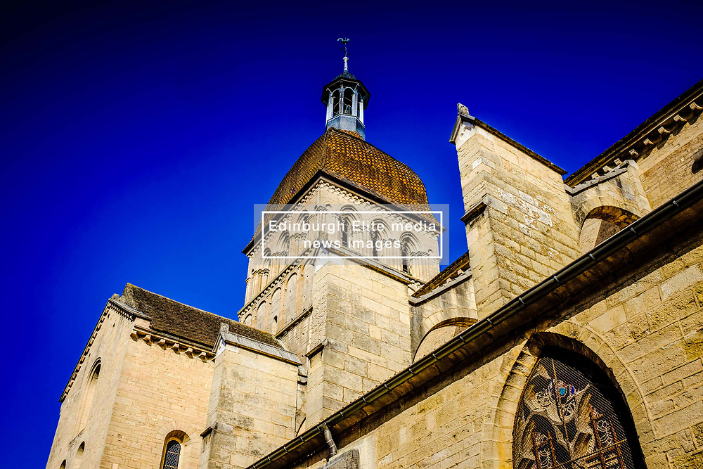 Notre Dame church in Beaune, Burgundy, France<br /> <br /> (c) Andrew Wilson | Edinburgh Elite media