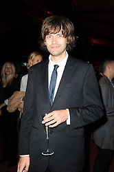 FYFE DANGERFIELD at the MontBlanc John Lennon Launch, The Serpentine Gallery, Kensington Gardens, London on 14th September 2010.