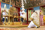 Thai King Coronation - Purifiaction Ceremony