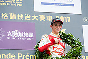 Callum ILOTT, SJM Theodore Racing by Prema, Dallara Mercedes<br /> 64th Macau Grand Prix. 15-19.11.2017.<br /> Suncity Group Formula 3 Macau Grand Prix - FIA F3 World Cup<br /> Macau Copyright Free Image for editorial use only