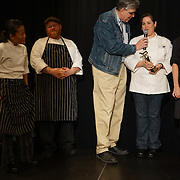 First Place Middle Eastern Flavor - Chef Sarah Lorenzen, Andaluca - Lamb Jam Seattle: Global Flavor Tour.