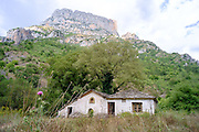Old Church Zagori, Pindus mountains, Epirus, Greece.