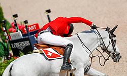 Fuchs Martin, SUI, Clooney<br /> World Equestrian Games - Tryon 2018<br /> © Hippo Foto - Dirk Caremans<br /> 19/09/18