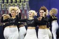 CLL Dancers of Germany at ECU European Cheerleading Championships 2015 on June 27th 2015, in Hala Tivoli, Ljubljana. Photo by Matic Klansek Velej / Sportida