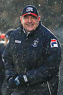 John Still, Manager of Luton Town, during the Sky Bet League 2 match at Adams Park, High Wycombe<br /> Picture by David Horn/Focus Images Ltd +44 7545 970036<br /> 26/12/2014