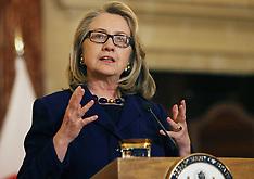 JAN 18 2013 Hillary Clinton with Fumio Kishida