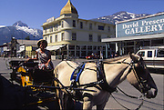 Skagway, Alaska (editorial use only, no model release)<br />