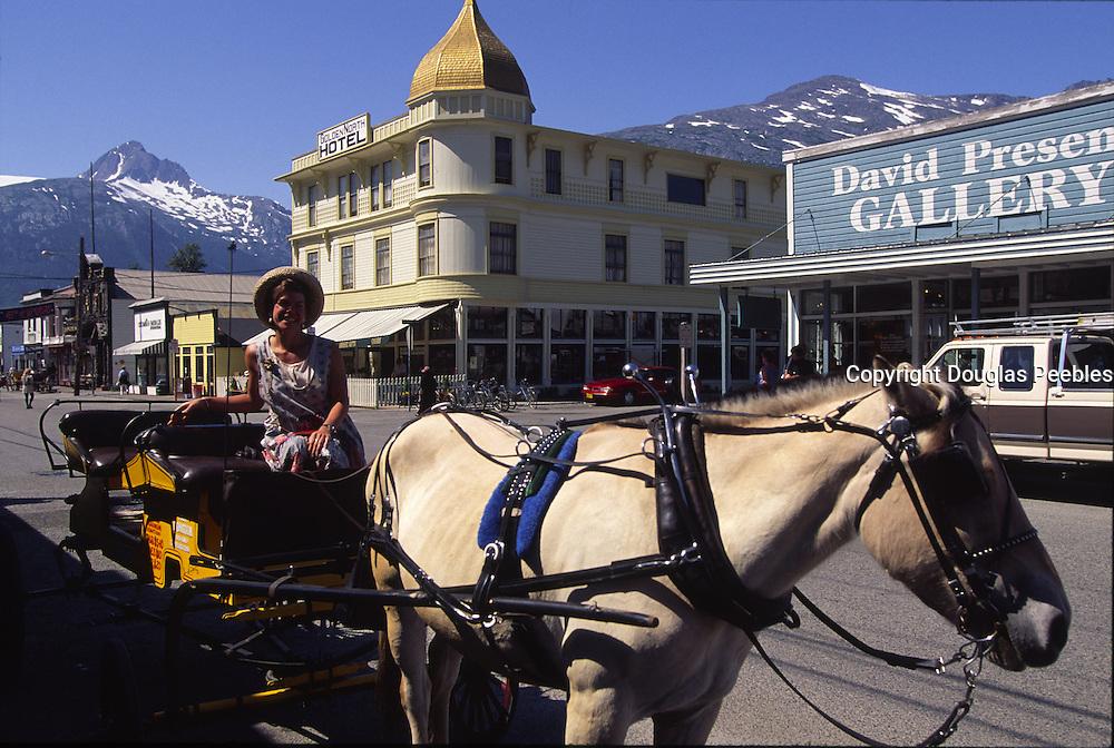 Skagway, Alaska (editorial use only, no model release)<br />