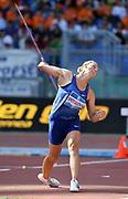 Barbora Spotakova (CZE) places seventh in the women's javelin at 201-9 (61.51m) during the 39th Golden Gala Pietro Menena in an IAAF Diamond League meet at Stadio Olimpico in Rome on Thursday, June 6, 2019. (Jiro Mochizuki/Image of Sport)