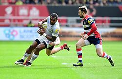 Semesa Rokoduguni of Bath Rugby  - Mandatory by-line: Joe Meredith/JMP - 26/02/2017 - RUGBY - Ashton Gate - Bristol, England - Bristol Rugby v Bath Rugby - Aviva Premiership