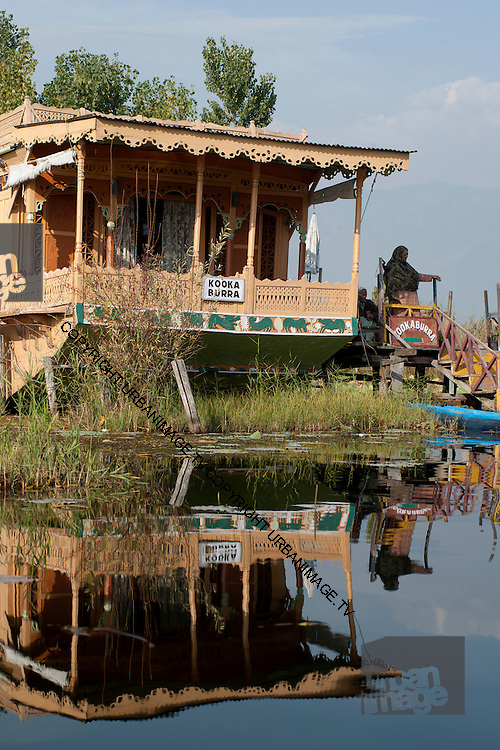 Kashmir Srinagar - Lake Dal