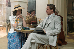 RELEASE DATE: November 23, 2016.TITLE: Allied.STUDIO: Paramount Pictures.DIRECTOR: Robert Zemeckis.PLOT: 1942. Max (Brad Pitt), a British intelligence officer, marries French agent Marianne (Marion Cotillard) after a dangerous mission in Casablanca. Max is notified that Marianne is likely a Nazi spy and begins to investigate her.STARRING: Brad Pitt as Max Vatan, Marion Cotillard as Marianne Beausejour.(Credit: