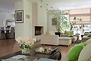 16.06.2010 Warszawa dom jednorodzinny na starym Zoliborzu Fot Piotr Gesicki Photography of contemporary modernistic residence home interior in Warsaw Poland