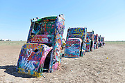 Cadillac Ranch  Texas. Photo©SuziAltman