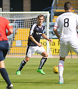 Dundee captain Kevin Thomson - Dundee v Inverness Caledonian Thistle in the Ladbrokes Premiership at Dens Park<br /> <br />  - &copy; David Young - www.davidyoungphoto.co.uk - email: davidyoungphoto@gmail.com