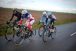 07.03.2016, Conde sur Vesgre - Vendome, FRA, Paris Nizza, 1. Etappe, im Bild tronchet steven (fra) // during the 1st Stage of Paris- Nice Cycling Tour at Conde sur Vesgre - Vendome in France on 2016/03/07. EXPA Pictures © 2016, PhotoCredit: EXPA/ Pressesports/ PAPON BERNARD<br /> <br /> *****ATTENTION - for AUT, SLO, CRO, SRB, BIH, MAZ, POL only*****