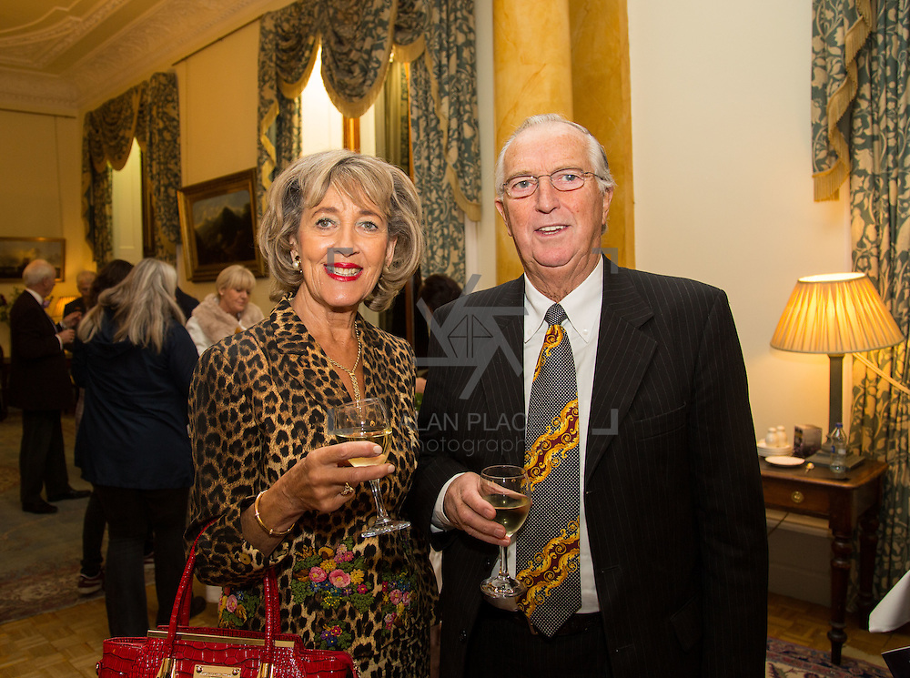 22.11.2016                   <br /> University of Limerick (UL) hosted a gala concert celebrating the music of renowned composer M&iacute;che&aacute;l &Oacute; S&uacute;illeabh&aacute;in.<br /> <br /> Pictured at a special reception before the concert were, Nuala and Randall Tierney.<br /> <br /> <br /> The RT&Eacute; Concert Orchestra, conducted by David Brophy, performed with M&iacute;che&aacute;l and a selection of special guests in University Concert Hall Limerick. Picture: Alan Place