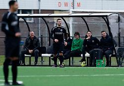 05-01-2020 NED: vv Maarssen 1 - Oud vv Maarssen, Maarssen<br /> Voorafgaand aan de Nieuwjaarsreceptie is er een speciale wedstrijd tussen de huidige mannenselectie en een speciaal samengesteld team Oud-VV Maarssen. Maarssen won met 6-1.