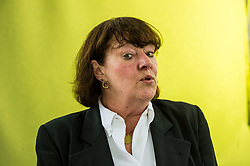 Pictured: Elizabeth Mary Hollingsworth<br /> <br /> Elizabeth Mary Hollingsworth (born November 1950) is a British historian who specialises in the history of medieval Italy.