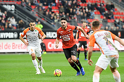 January 20, 2019 - Rennes, France - 08 CLEMENT GRENIER  (Credit Image: © Panoramic via ZUMA Press)