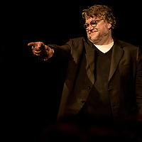 9th Film Festival in Lyon - Masterclass Guillermo del Toro