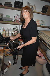 LADY ANNABEL GOLDSMITH at a book signing of her book 'Copper: A Dog's Life' held at Mungo & Maud, 79 Elizabeth Street, London SW1 on 20th February 2007.<br /><br />NON EXCLUSIVE - WORLD RIGHTS